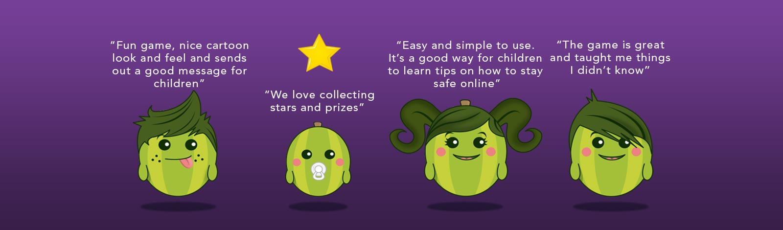 Gooseberry Family – Learning Online Safety Through Gamification