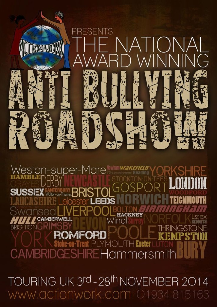 Actionwork's anti-bullying efforts