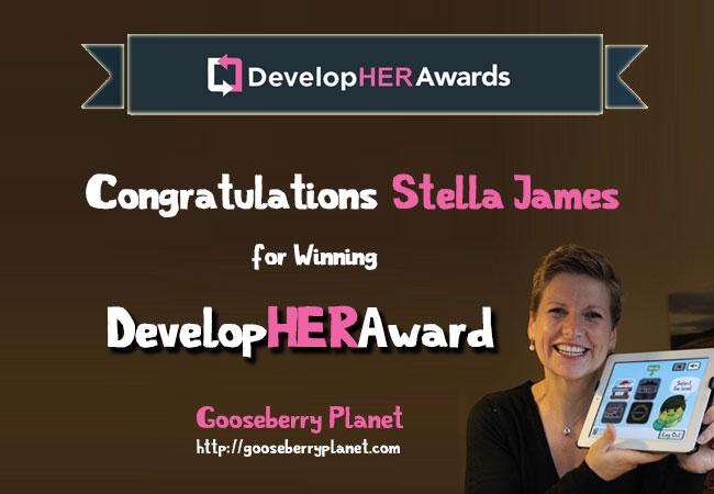 Stella-James---found-of-Gooseberry-Planet-wins-DevelopHerAward-2015