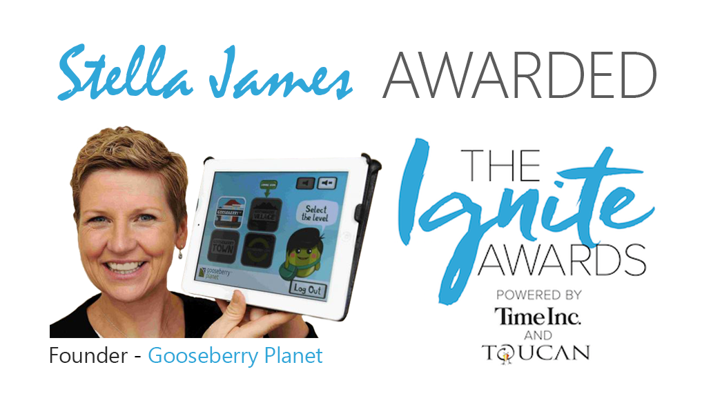 Stella-James-Wins-The-Ignite-Awards-Powered-by-Time-Inc-and-Toucan