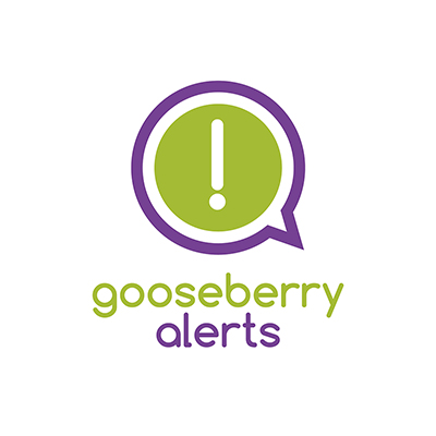 Gooseberry Alerts - Passwords